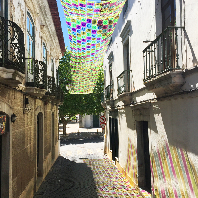 I'm Watching You and Colorful Tiles - Beja'162