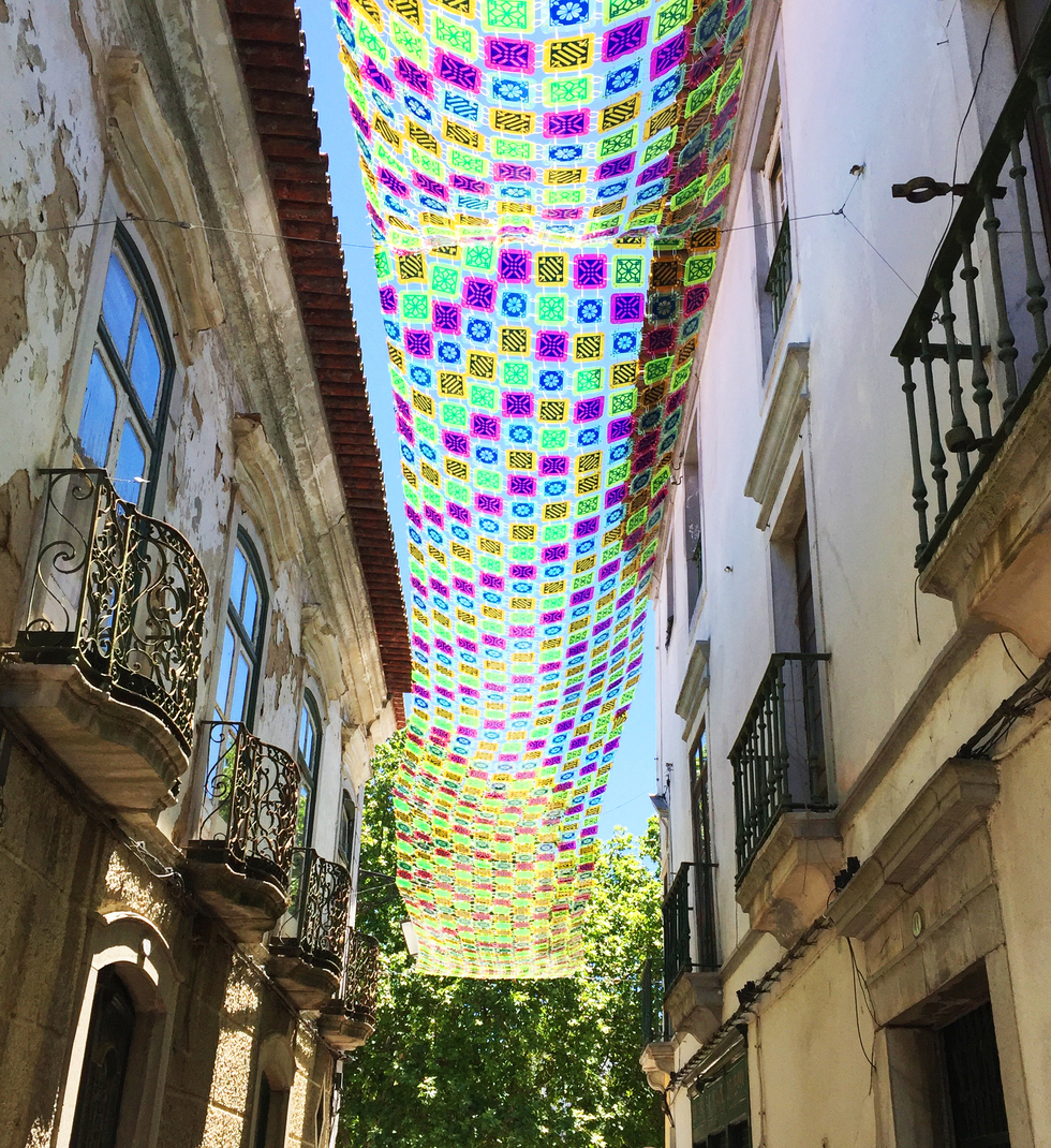 I'm Watching You and Colorful Tiles - Beja'16