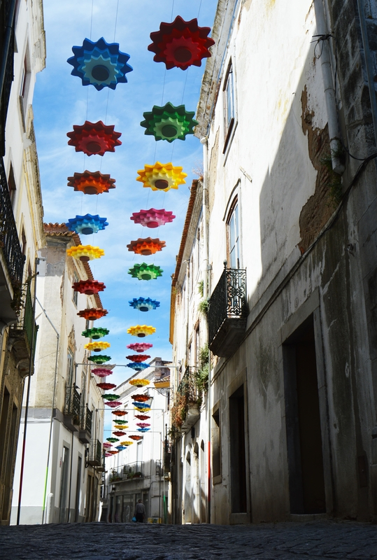 Sunflowers Layers and Umbrella Sky Project - Beja'171