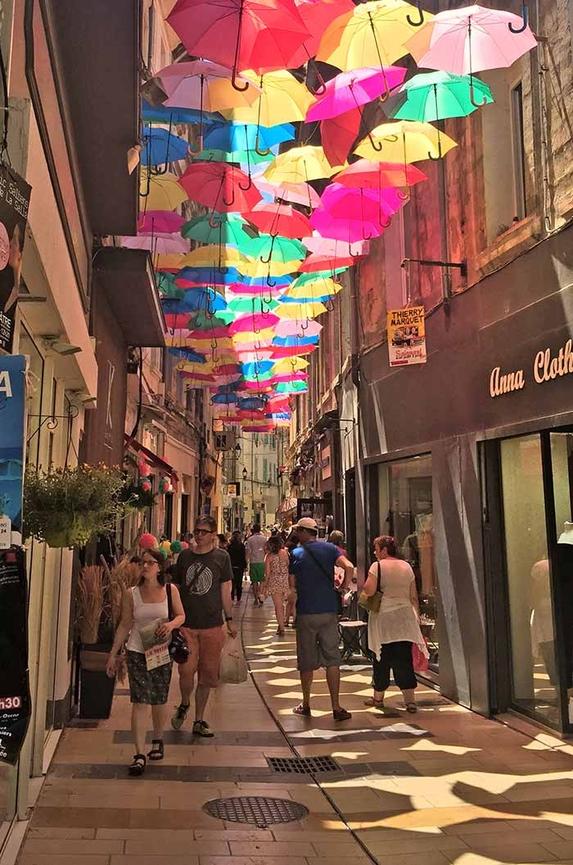 Umbrella Sky Project - Avignon'16
