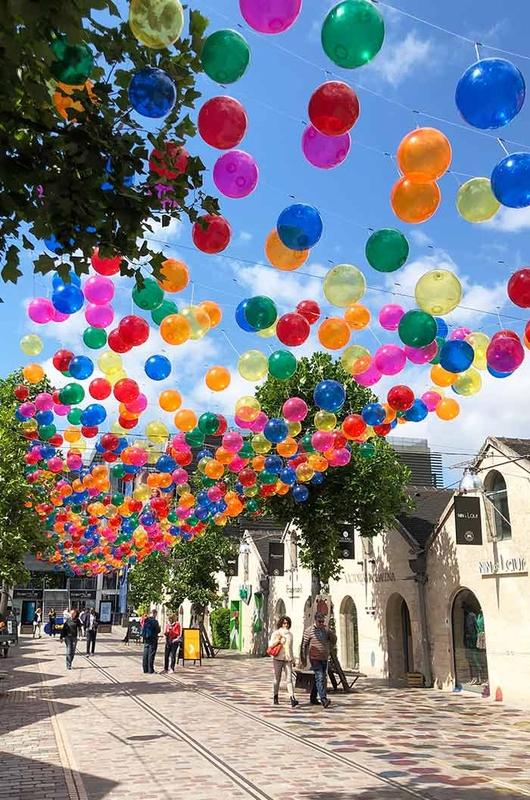 Bubble Sky - Paris'19