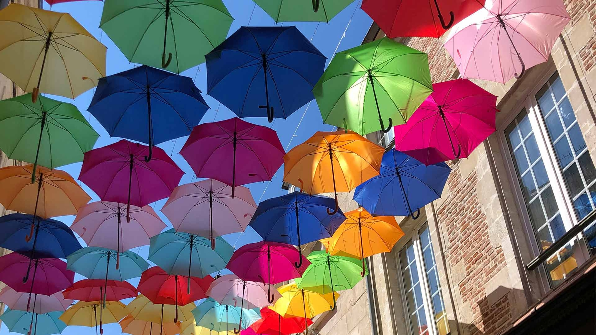 Umbrella Sky Project e Shiny Rain - Laon'19