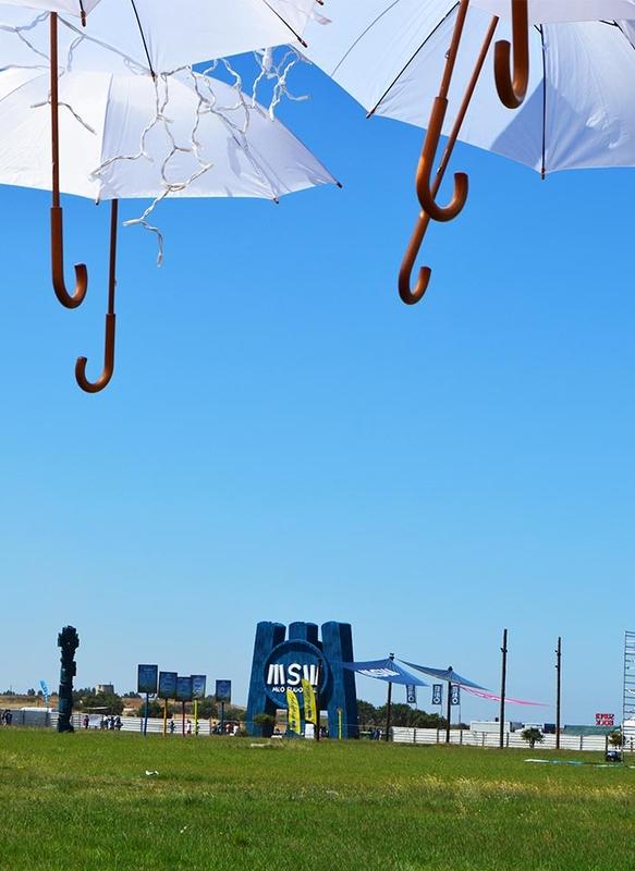 White Umbrella Sky Project  - Zambujeira do Mar'160