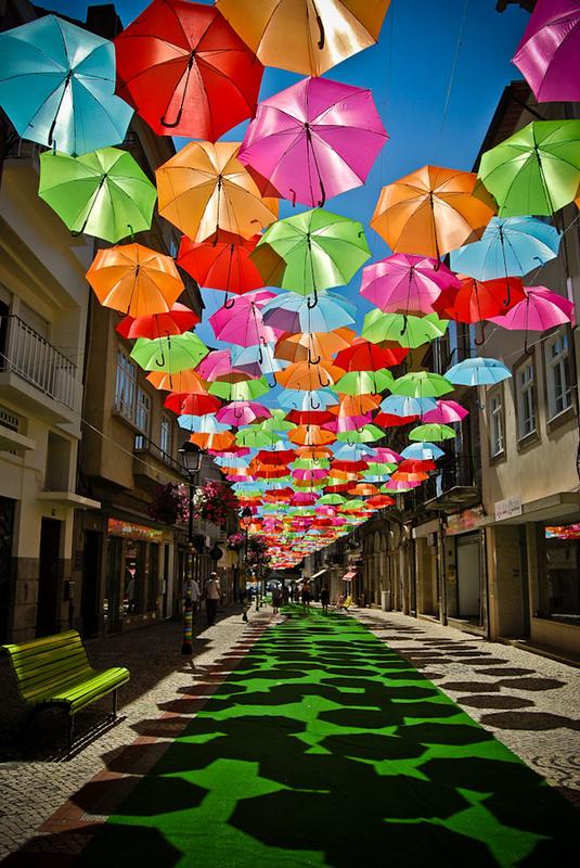 Projet Umbrella Sky - Águeda'120