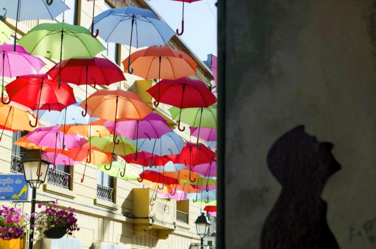 Projet Umbrella Sky - Águeda'123