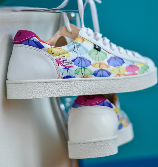 "Sapatilhas ""Walk with Art"" 9"