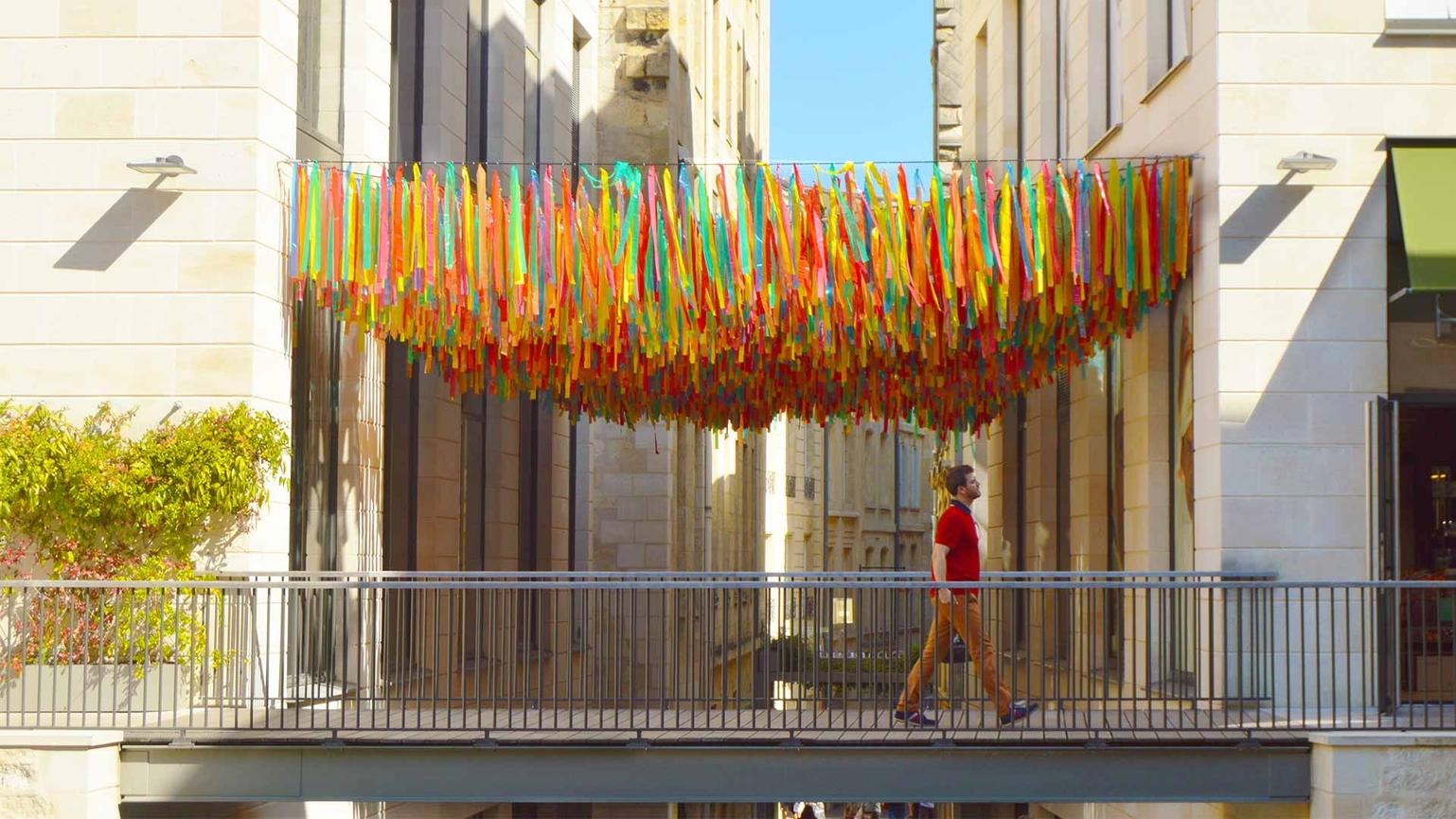 Color Rain - Bordéus'17