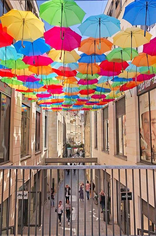 Umbrella Sky Project - Bordeaux'191