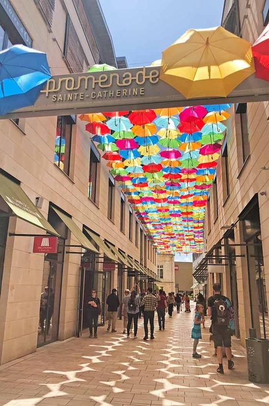 Umbrella Sky Project - Bordeaux'192