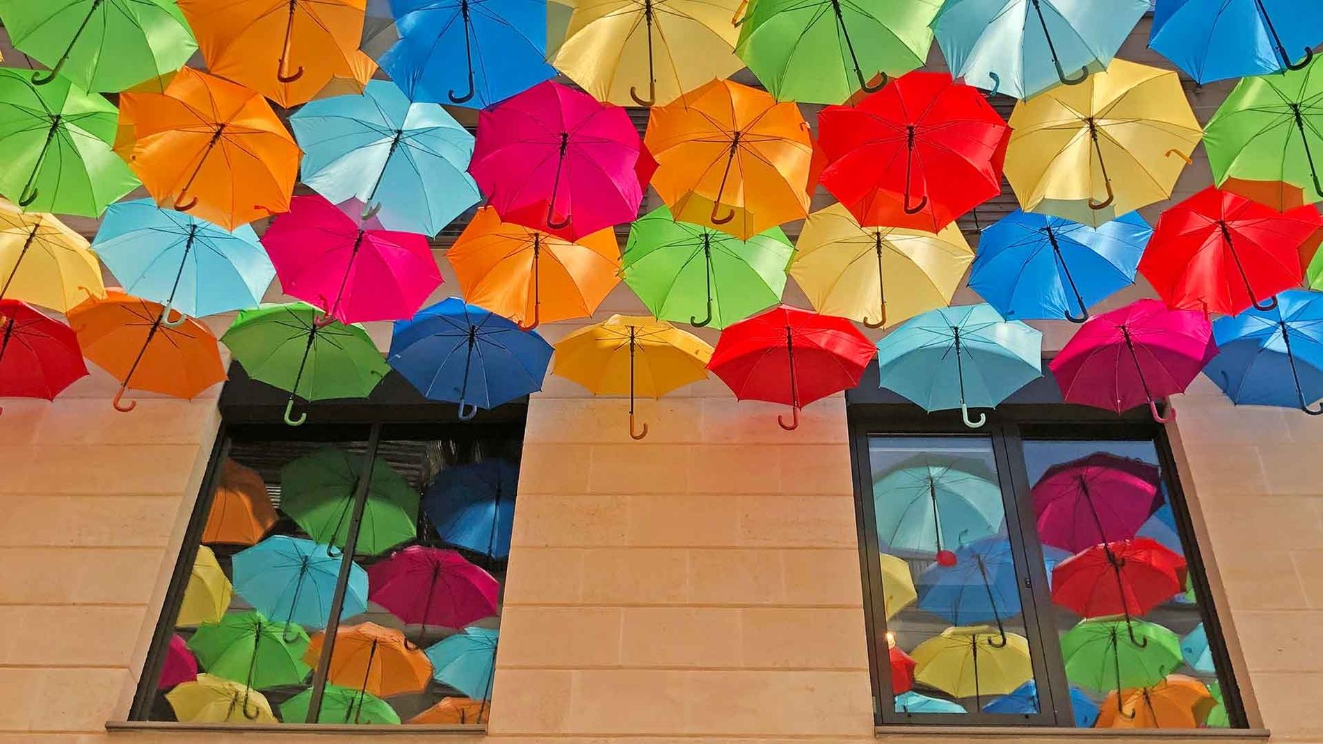 Umbrella Sky Project - Bordeaux'19