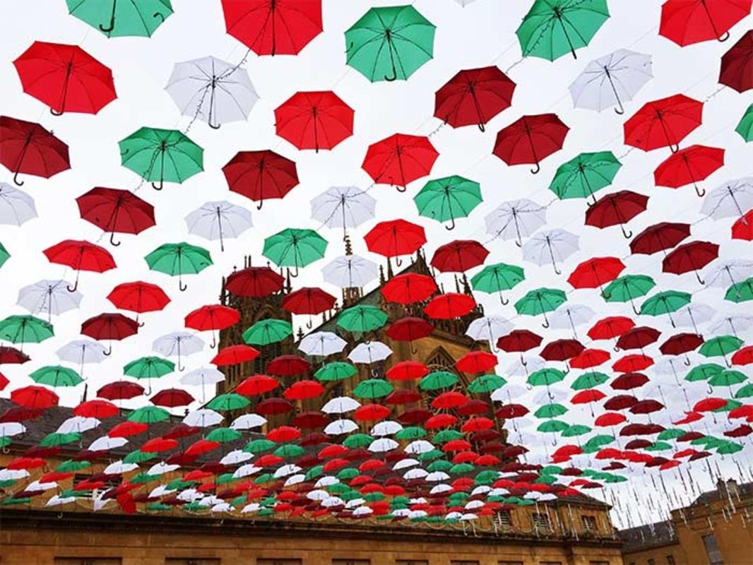 Umbrella Sky Project Natal - Metz'151