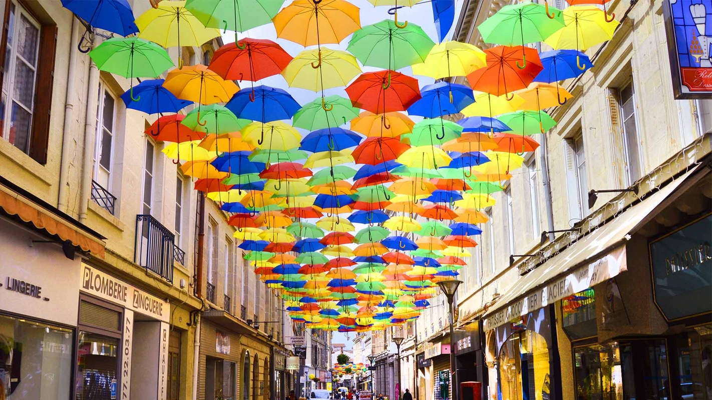 Umbrella Sky Project - Saint-Chamond'160