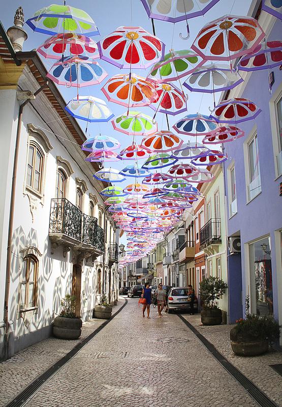 Umbrella Sky Project - Águeda'130