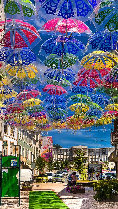 Umbrella Sky Project - Águeda'157