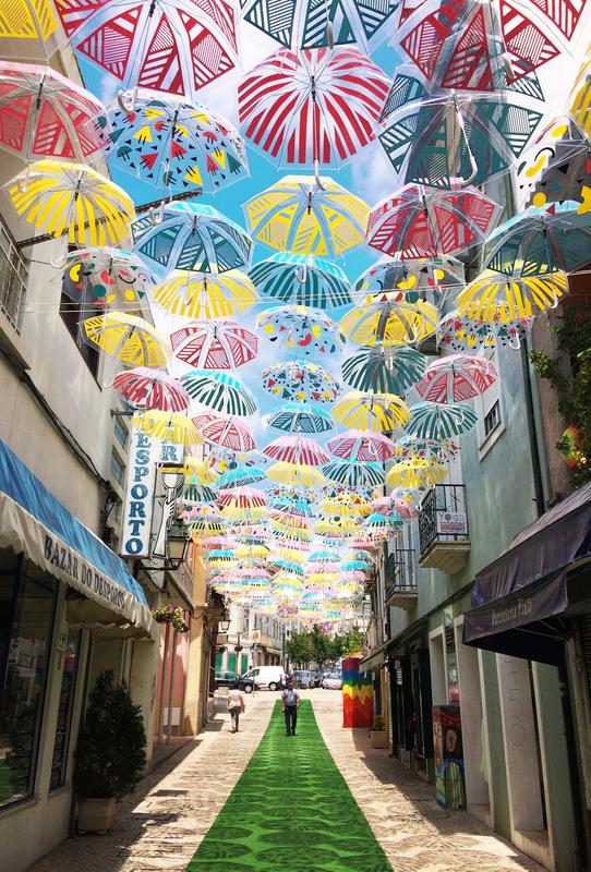 Umbrella Sky Project - Águeda'171