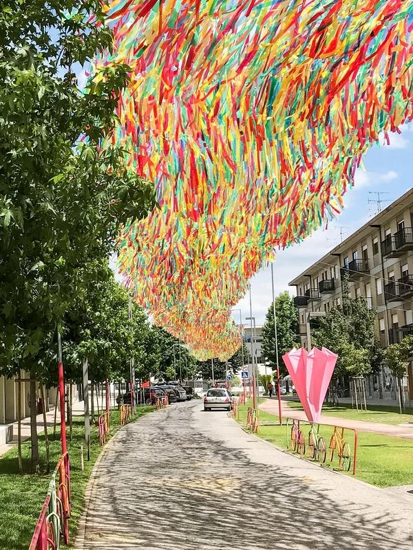 Umbrella Sky Project - Águeda'182