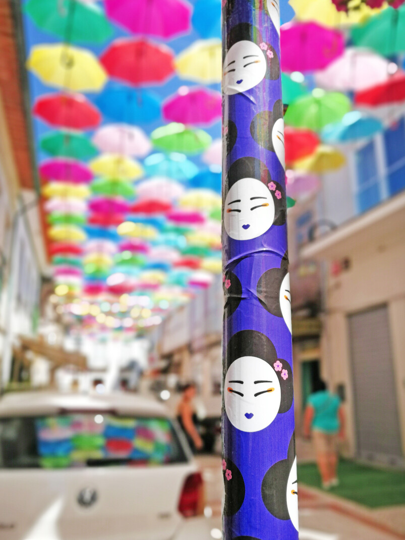 Umbrella Sky Project - Águeda'19