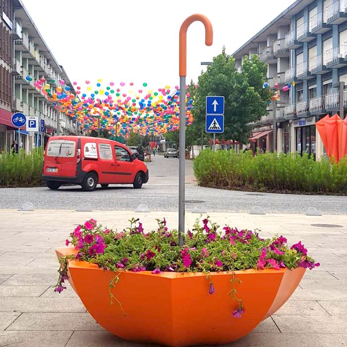 AMOP Synergies cria novo conceito de mobiliário urbano inspirado no AgitÁgueda 0