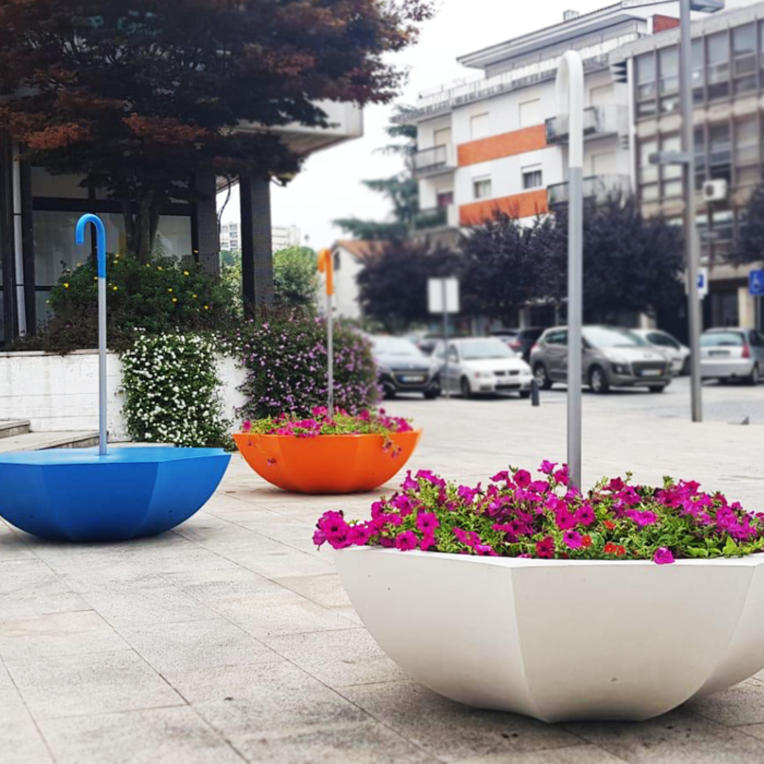AMOP Synergies creates a new concept of urban furniture inspired by AgitÁgueda