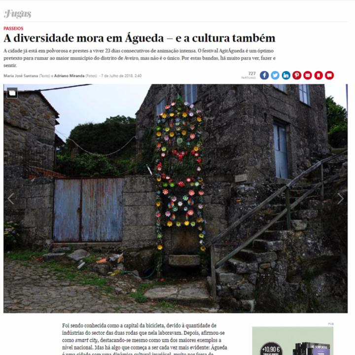 La diversité habite à Águeda — et la culture aussi