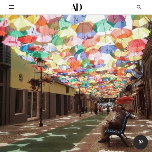 Águeda: Luís de Camões Street is one of the most beautiful in the world 5