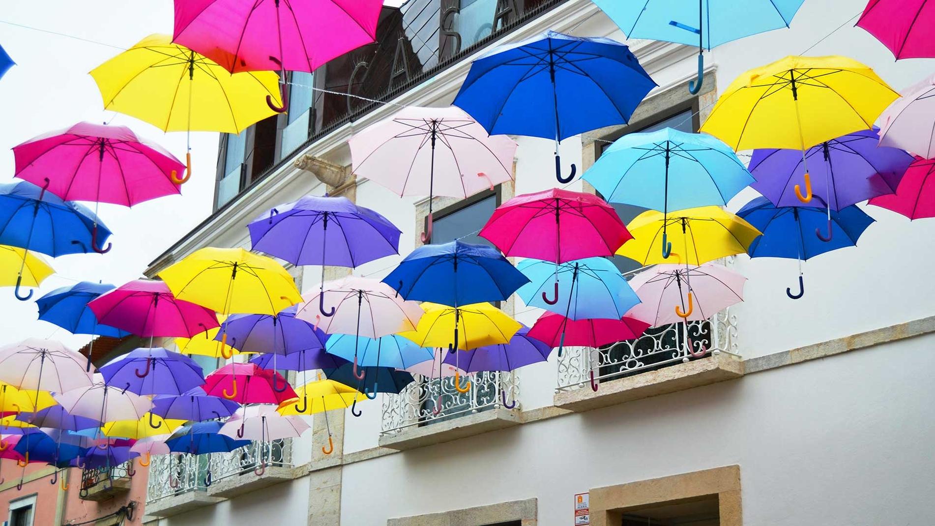 Umbrella Sky Project - Setúbal'14