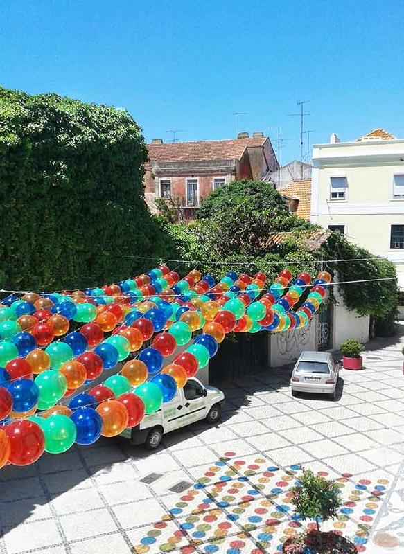 Ciel de bulles - Setúbal '150
