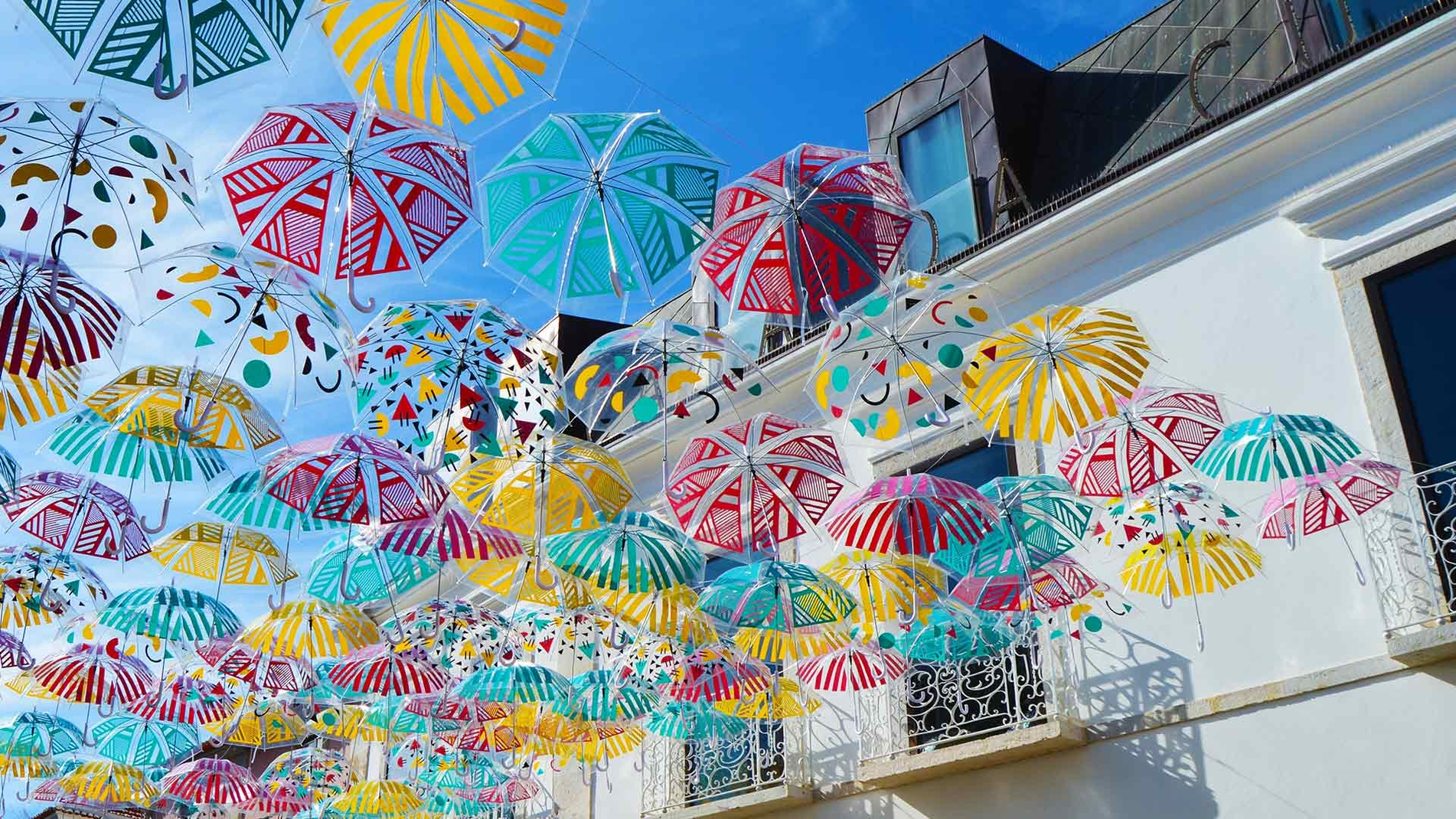 Umbrella Sky Project Memphis - Setúbal'17