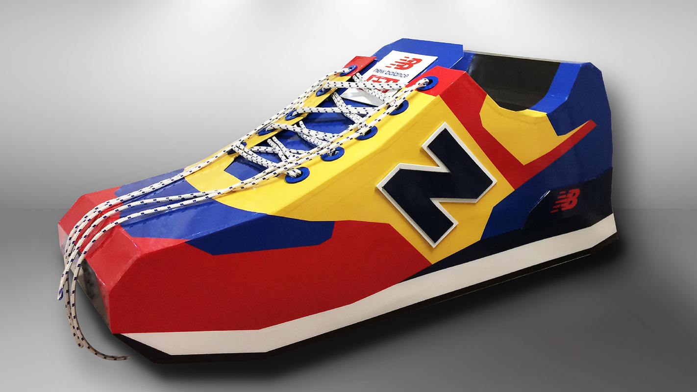 Giant Sneaker - Águeda'16