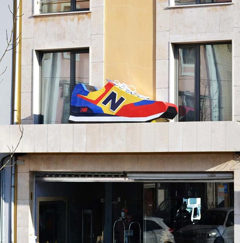 Giant Sneaker - Águeda'161