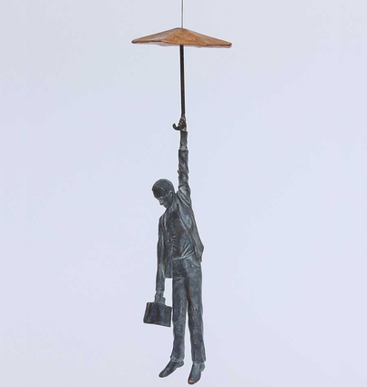 Escultura Mr