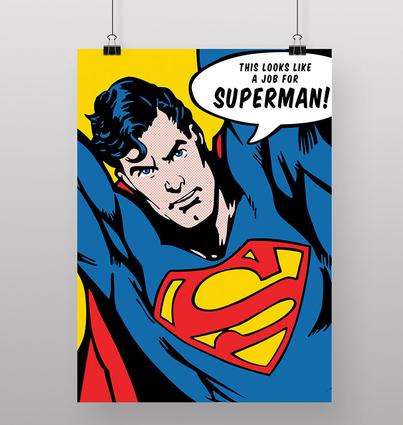 Super heróis 1