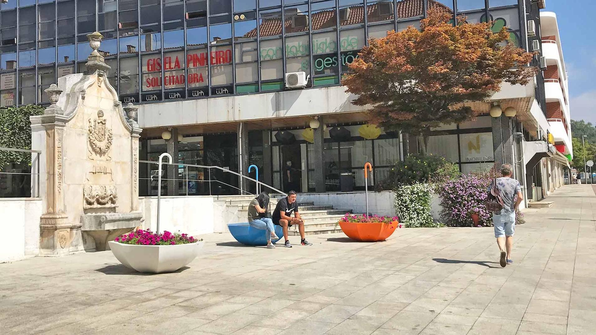 Mobiliário Urbano - AMOP'19