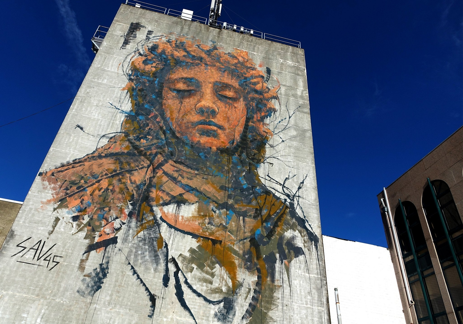 Family Outing: Celebrating Urban Art on the Streets of Agueda