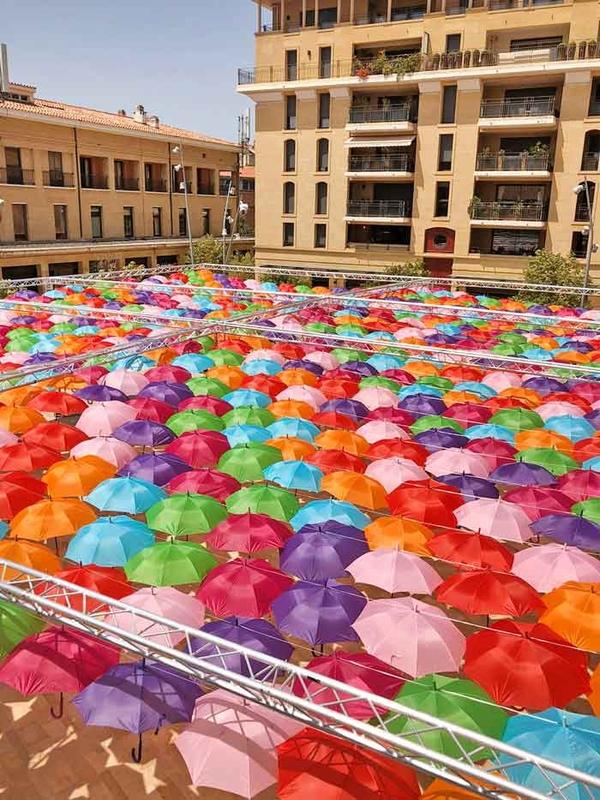 Umbrella Sky Project - Aix-en-Provence'191