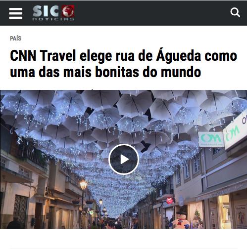 CNN Travel elege rua de Águeda como uma das mais bonitas do mundo 0