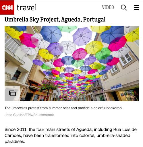CNN - As ruas mais bonitas do mundo 0