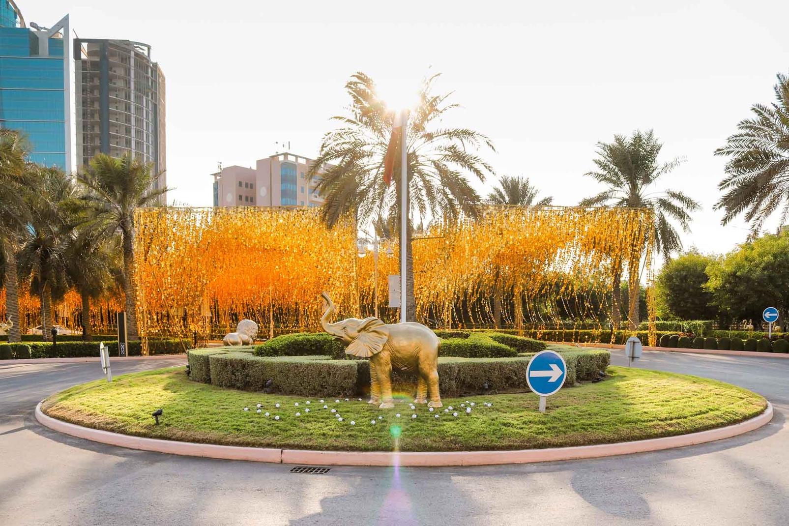 Golden Dots Invasion - Manama'19