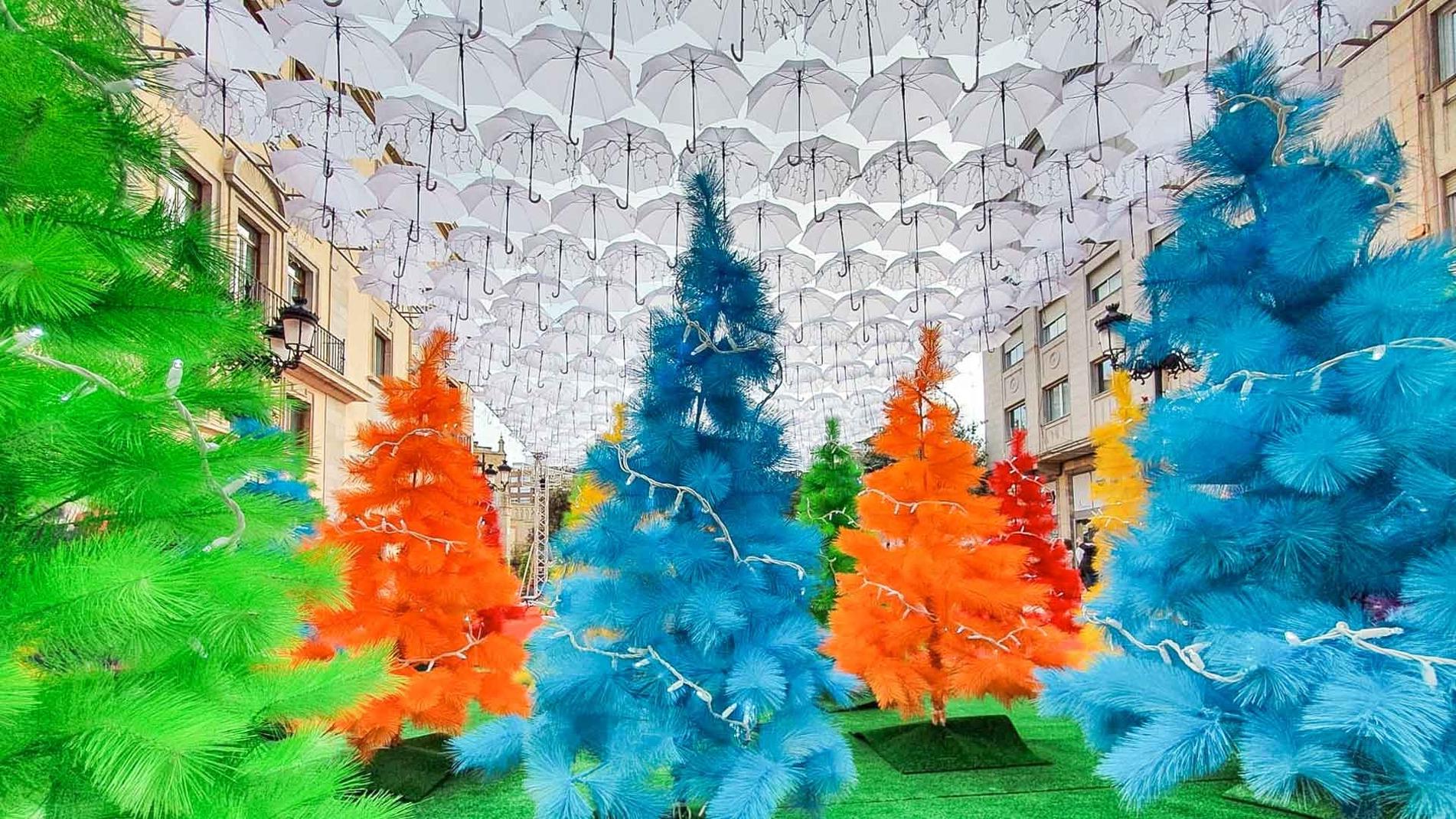 Umbrella Sky Project - Castelló de La Plana'19