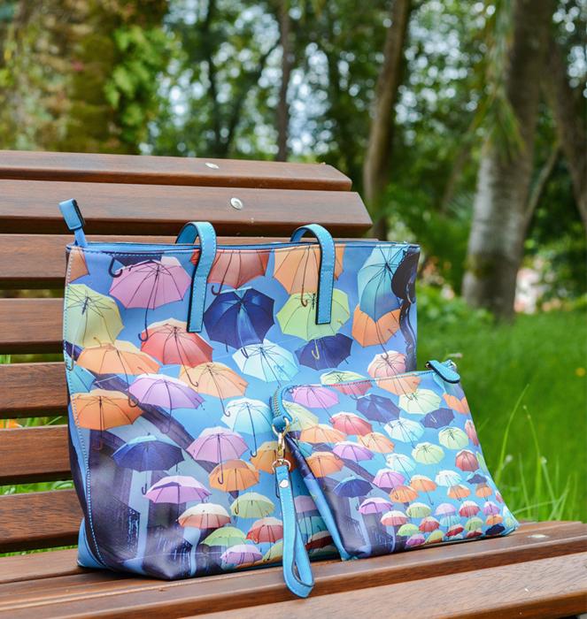 Umbrella Handbag 17