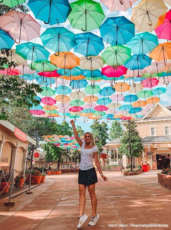 Umbrella Sky Project - Pigeon Forge, TN'20