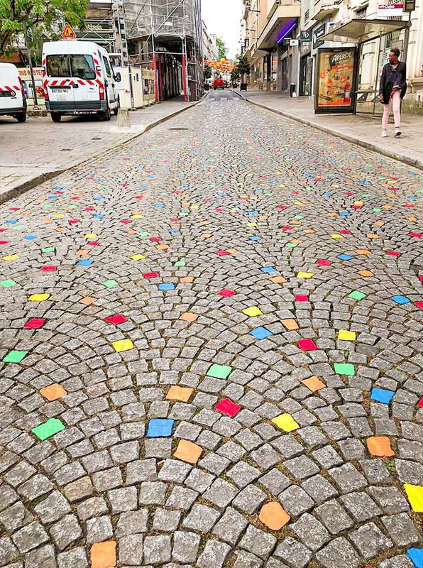 Umbrella Sky Project - Bourges'201