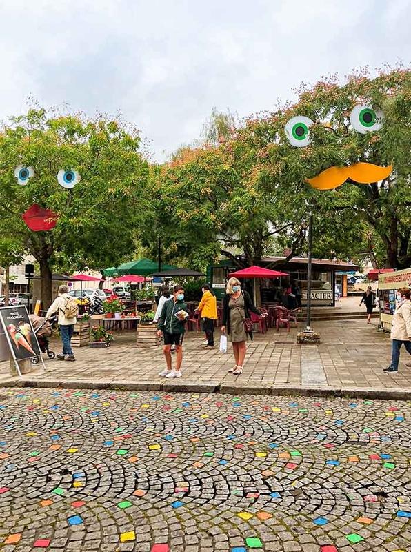 Umbrella Sky Project - Bourges'202