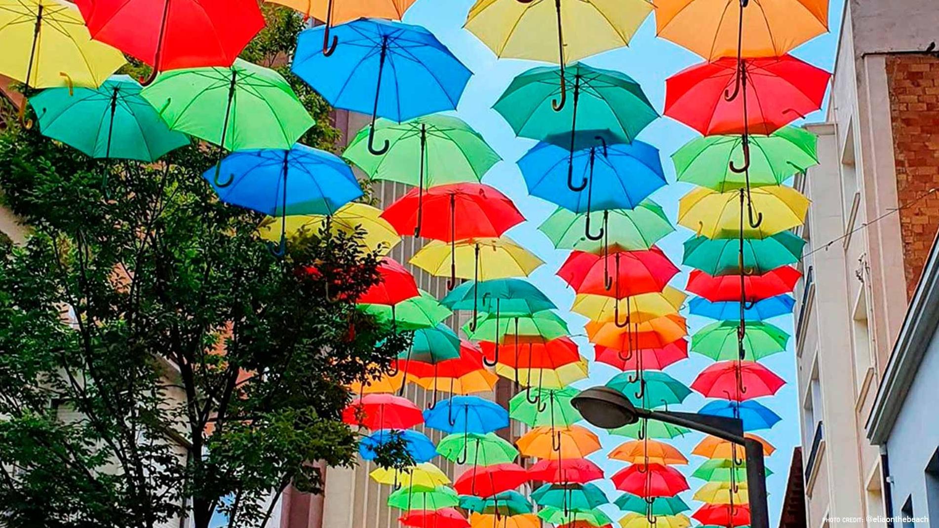 Umbrella Sky Project - Rubí'20