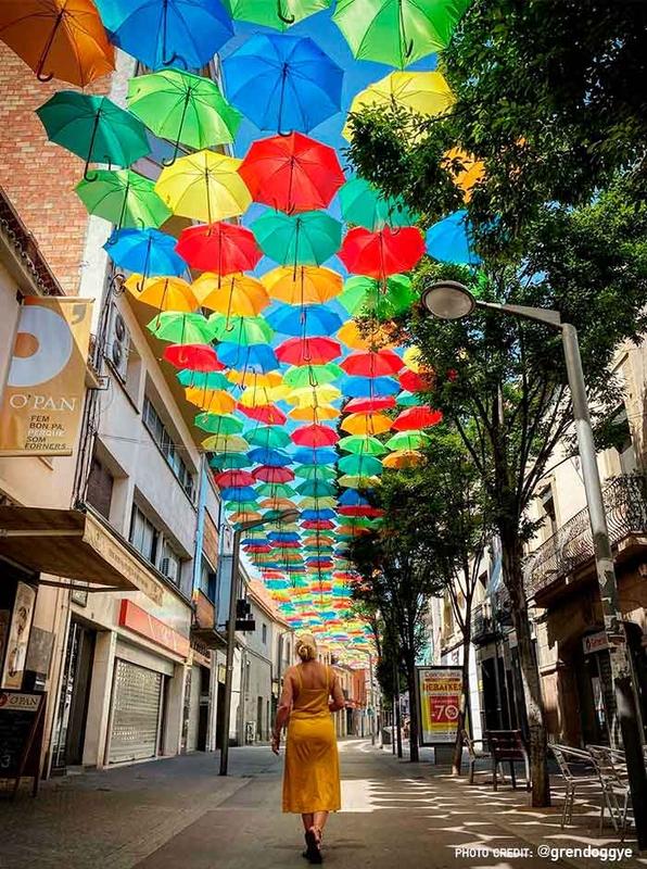 Umbrella Sky Project - Rubí'202