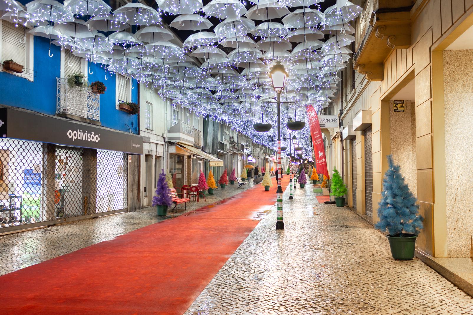Le paradis ne suffit pas - Umbrella Sky, Édition de Noël