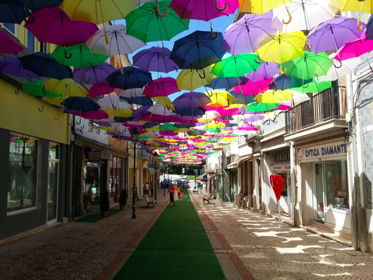 There are 3 Portuguese streets among the most beautiful in the world