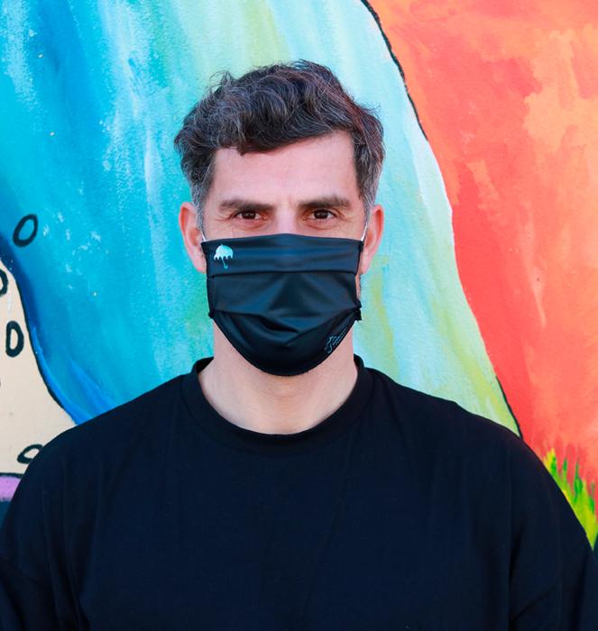 Máscara Certificada 10
