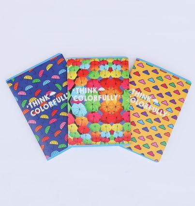 Set 3 Notebooks