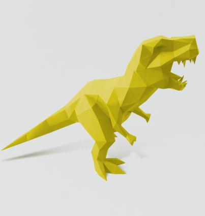 Tiranossauro Rex - Pequeno